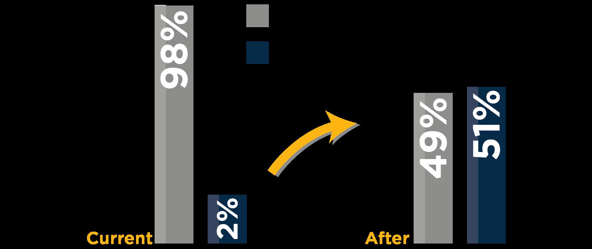 PhD CEO Goal Chart
